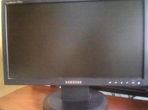 Monitor samsung 17 pulgadas wide screen - san juan de pasto