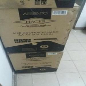 Aires acondicionados minisplit haceb - cartagena de indias
