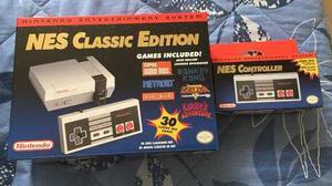 Nintendo Classic Mini Consola Control Lista Para Despachar En