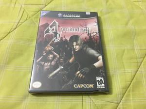 Resident Evil 4 Nueva Y Sellada Nintendo Gamecube