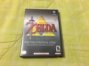 Zelda Collector's Edition Completa Nintendo Gamecube