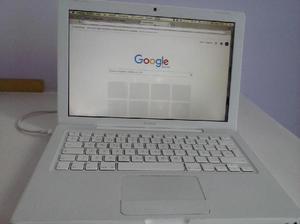 Vendo o cambio macbook white por tablet - Funza
