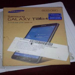 Se vende tablet samsung galaxy tab 4. 7.0 pulgadas - cali