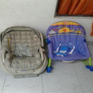Combo sillas bebe - palmira