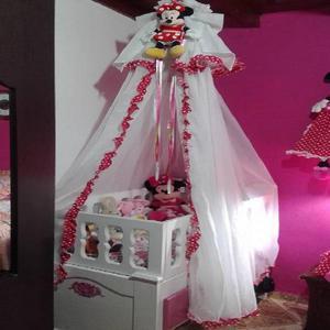 Cuna Completa Para Bebe Nina Medellin En Medellin Rebajas - Cuna-para-bebe-nia