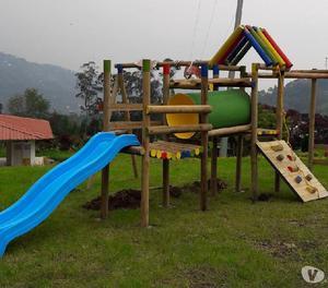 Fabrica de parques infantiles camiparques