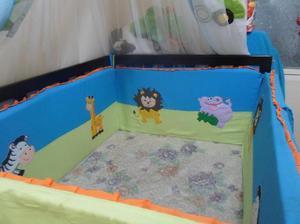 Cama cuna sencilla anuncios mayo clasf - Protectores para cama cuna ...