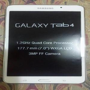 Samsung galaxy tablet 4 7 8 gb wifi - manizales