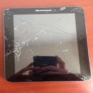 Tablet lenovo pantalla partida - cali