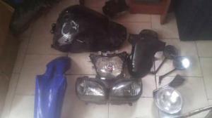 Repuestos de varias motos - bucaramanga