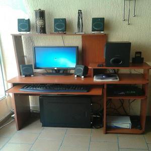 Pc escritorio mueble clasf - Muebles para pc de escritorio ...