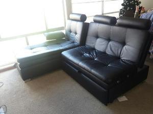 Sofa cama negociable clasf for Salas con sofa cama