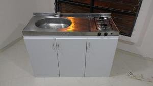 mueble de cocina bogotá mueble blanco de cocina con mesón