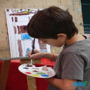 Curso de pintura artística en la calera