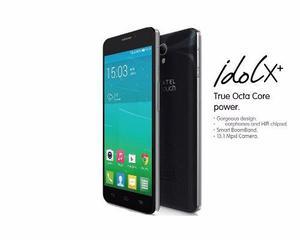 Alcatel idol x plus cam 13mpx ram 2gb mem 16gb envio gratis