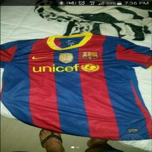 Camiseta barcelona abidal - barranquilla