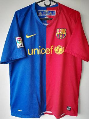 f6f4915dfd Camiseta nike fútbol club barcelona talla l usada en buen en ...
