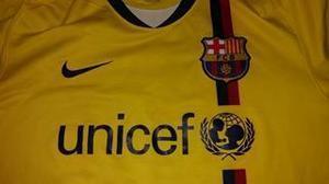 Camiseta original del fc barcelona temporada 20082009 2da
