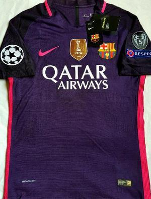 ea9d3b48d8b0a Camiseta original visitante barcelona temporada 2016 2017 -