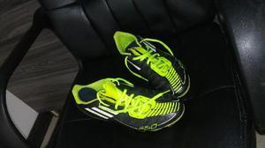 Guayos adidas f50 - manizales