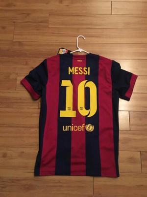 Camiseta original barcelona marcada con messi - restrepo 5d9f355725f