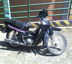 Moto crypton 2010