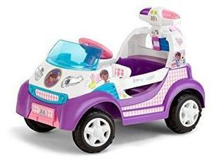 Kid trax doctora juguetes 6v ambulancia ride on