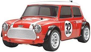 Tamiya tamiya kit 1/10-escala mini cooper m-05 racing chas