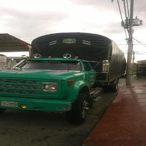 CAMION DODGE MODELO 79 - Santander de Quilichao
