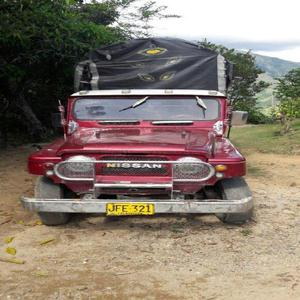 Camioneta nissan patrol 4x4 de estacas - cúcuta