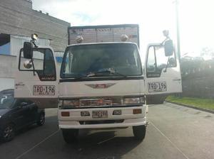 Camión Hermoso - Rionegro