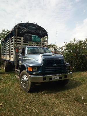 Camion Ford 7000 - Bucaramanga