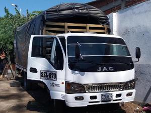 Camion estacas jac 5.7 tns - barranquilla