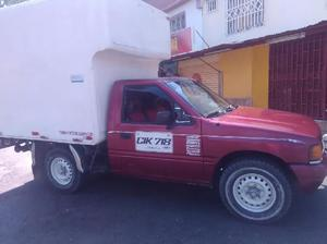 Camioneta Luv 1600 Furgon - Candelaria
