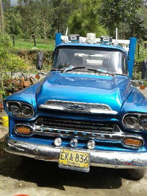 Chevrolet Apache Muy Mela - Supatá