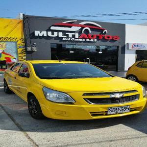 Chevrolet elite taxi 2015 usado - barranquilla