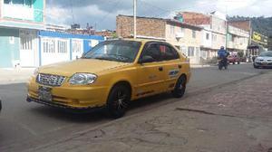 Excelente negocio.. vendo super taxi hyundai gyro -
