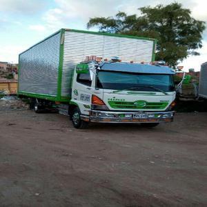 Hino fc 500 furgón - zipaquirá