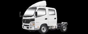 Nuevo camion foton doble cabina 2.5 toneladas - barranquilla