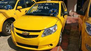 Taxi chevy taxi plus modelo 2017 listo trabajar -