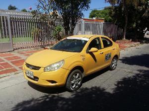 Vendo Taxi Jac Sedan 2012 de Soledad - Barranquilla
