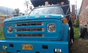 Vendo Volqueta Dodge - Cúcuta