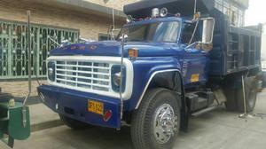 Volqueta Ford - Bogotá