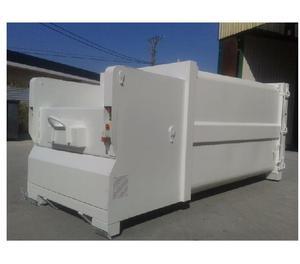 Cajas autocompactadoras para recoleccion de residuos