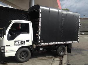 Camion estacas chevroleth nhr - medellín