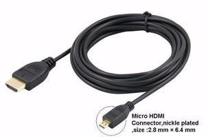 Cable micro hdmi blackberry playbook motorola xoom atrix 4g