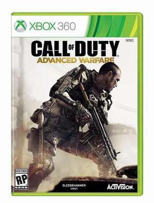 Juego xbox 360 call of duty advanced warfare