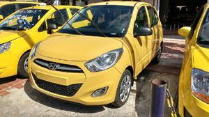 Taxi i10 hyundai modelo 2016 nuevo listo para trabajar -