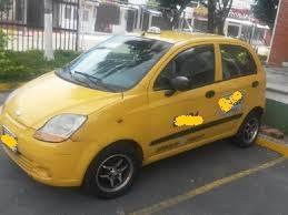Vendo taxi spark 2009 - ibagué