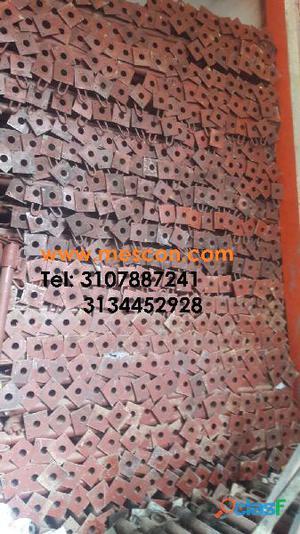 Parales metálicos para construcción en venta